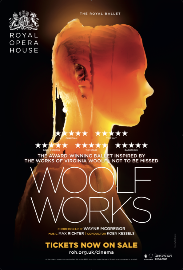 Royal Ballet: Woolf Works, The